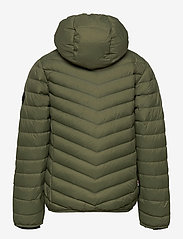 Skogstad - Haukenes Light Down Jacket - dunjakker & forede jakker - four leaf - 1