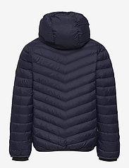 Skogstad - Haukenes Light Down Jacket - dunjakker & forede jakker - prime navy - 1