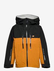 Skarfjellet 2,5-layer technical shell jacket - OKER