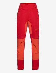 Lønahorgi hiking trousers - HIGH RISK RED