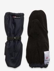 Skogstad - Vigra PU rain mittens - handsker & vanter - dark navy - 1