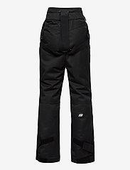 Skogstad - Gaustadblikk 2-layer technical ski trousers - overtræksbukser - black - 2