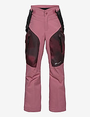 Skogstad - Gaustadblikk 2-layer technical ski trousers - schneehose - heather rose - 0
