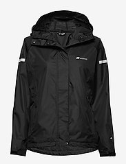 Skogstad - Hildra 2-layer technical rain jacket - wandel- en regenjassen - black - 0