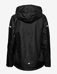 Skogstad - Hildra 2-layer technical rain jacket - wandel- en regenjassen - black - 2