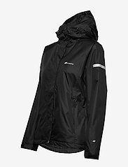 Skogstad - Hildra 2-layer technical rain jacket - wandel- en regenjassen - black - 3