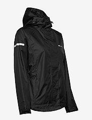 Skogstad - Hildra 2-layer technical rain jacket - wandel- en regenjassen - black - 4