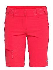 Veotinden   Shorts - HIBISCUS RED