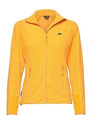 Røda fleece jacket - SAFFRON