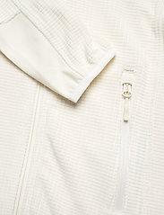 Skogstad - Røda fleece jacket - mid layer jackets - vanilla ice - 4