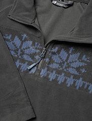 Skogstad - Bondalen Microfleece half-zip - fleecetøj - dark grey - 2