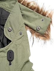Skogstad - Sande 2-layer technical coat - wandel- en regenjassen - four leaf - 6