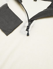 Skogstad - Jardalen merino wool half-zip - thermo ondershirts - vanilla ice - 4