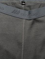 Skogstad - Jardalen merino wool longs - thermo onderbroeken - dark grey - 2