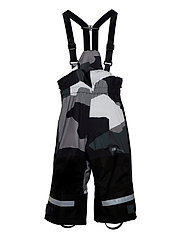 Rime 2-layer technical trouser - BLACK CAMO PR