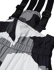 Skogstad - Rime 2-layer technical trouser - overtræksbukser - black camo pr - 3