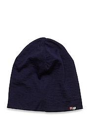 Aske merino wool hat - PRIME NAVY
