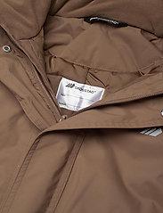 Skogstad - Sletteheida 2-layer technical snowsuit with PrimaLoft - vintertøj - brown - 3