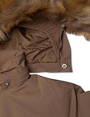 Skogstad - Sletteheida 2-layer technical snowsuit with PrimaLoft - vintertøj - brown - 4