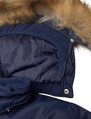 Skogstad - Sletteheida 2-layer technical snowsuit with PrimaLoft - vintertøj - prime navy - 4