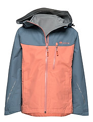 Lesja  2,5-Layer Technical Shell Jacket - ORANGE MIST