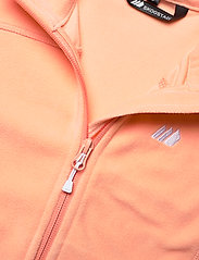Skogstad - Tresfjord  Microfleece Jacket - fleece - peach nectar - 2