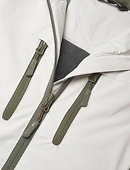 Skogstad - Bakketuva 2-layer technical jacket - ski jassen - vanilla ice - 3