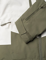 Skogstad - Bakketuva 2-layer technical jacket - ski jassen - vanilla ice - 4