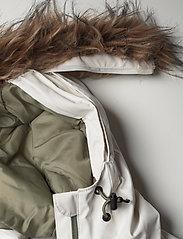 Skogstad - Bakketuva 2-layer technical jacket - ski jassen - vanilla ice - 6
