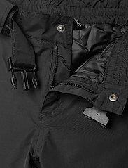 Skogstad - Panther Tord 2-layer technical trouser - overtræksbukser - black - 4