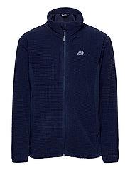 Stien fleece jacket - PRIME NAVY