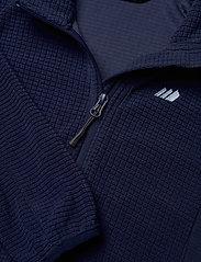 Skogstad - Stien fleece jacket - sweatshirts - prime navy - 2
