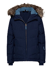 Roland down jacket - PRIME NAVY
