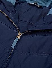 Skogstad - Roland down jacket - dunjakker & forede jakker - prime navy - 4
