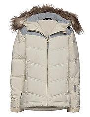 Roland down jacket - VANILLA ICE