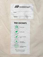 Skogstad - Roland down jacket - dunjakker & forede jakker - vanilla ice - 3