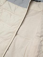Skogstad - Roland down jacket - dunjakker & forede jakker - vanilla ice - 7