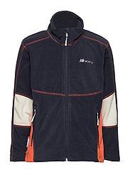 Troms  Microfleece Jacket - ANTRACITT