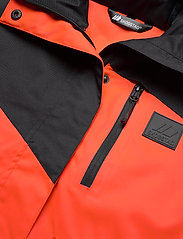 Skogstad - Fure 2-layer technical jacket - termojakke - cherry tomato - 3