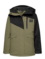 Fure 2-layer technical jacket - FOUR LEAF