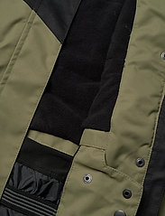 Skogstad - Fure 2-layer technical jacket - termojakke - four leaf - 3