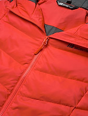 Skogstad - Hureset down jacket - dunjakker & forede jakker - cherry tomato - 4