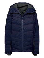 Hureset down jacket - PRIME NAVY