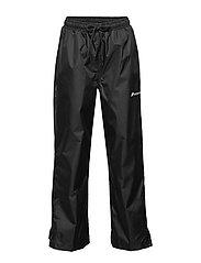 Risøy  2-Layer Technical Rain Trousers - BLACK