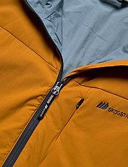 Skogstad - Losnegard Light PrimeLoft Jacket - insulated jackets - oker - 4