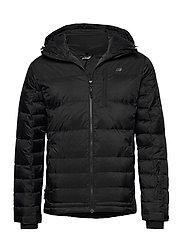 Selvågen down jacket - BLACK