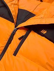 Skogstad - Selvågen down jacket - outdoor- & regenjacken - jaffa orange - 5