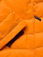 Skogstad - Selvågen down jacket - outdoor- & regenjacken - jaffa orange - 6