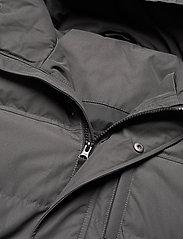 Skogstad - Nydalen long down jacket - trainingsjacken - new antracite - 5