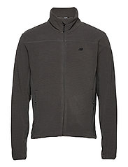 Åelva fleece jacket - DARK GREY